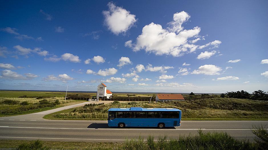 lej en bus i midtjylland