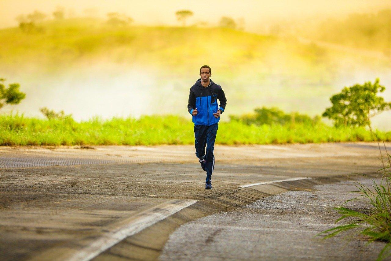 Den sunde livsstil; med personlig træning og fisketure