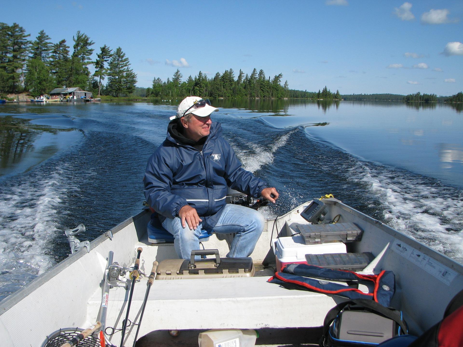 Har du styr på alt til fisketuren?