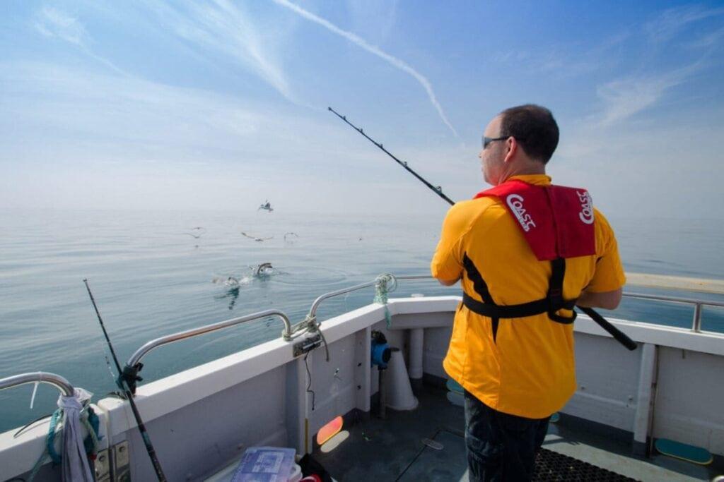Hvilken fagforening skal man som fisker melde sig ind i?