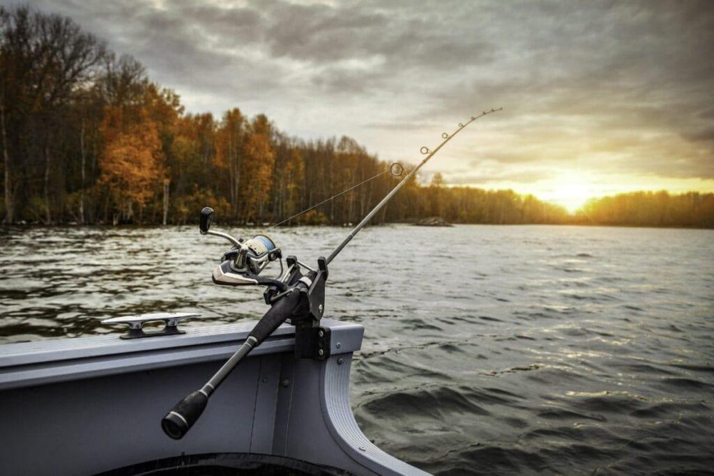 Gør fisketuren behagelig